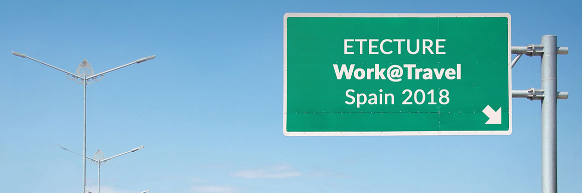 Work at Travel Spain ETECTURE