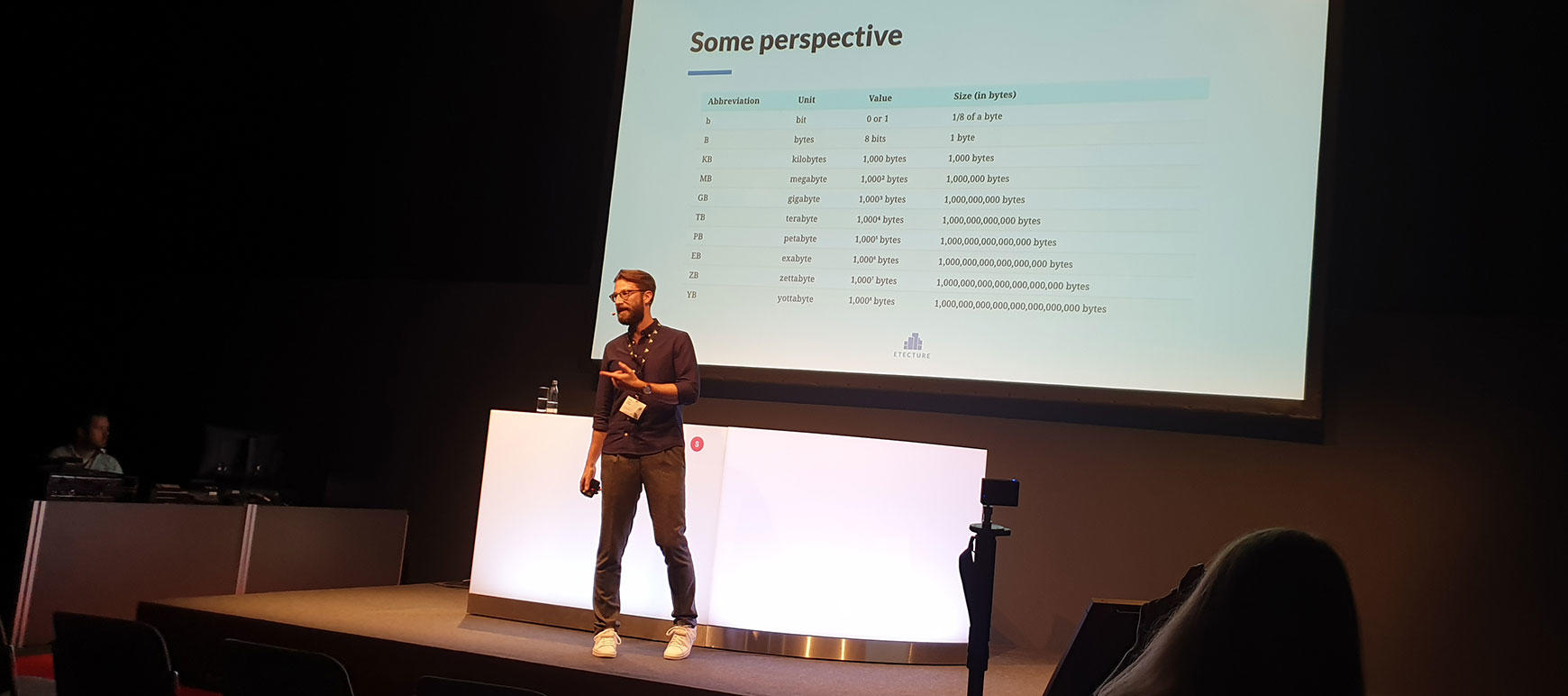 Forecasting DMEXCO ETECTURE Ruben Horbach