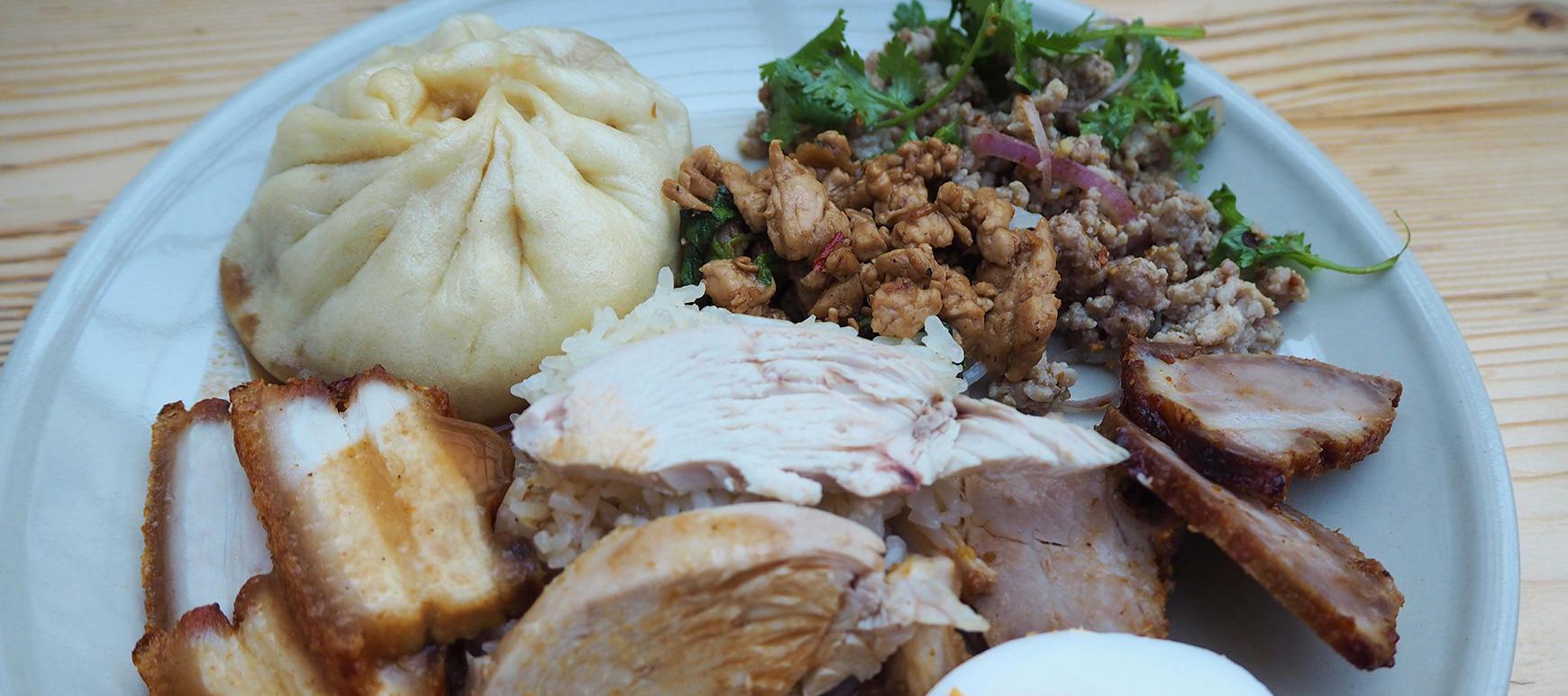 Thai Streetfood Abend In Karlsruhe Etecture