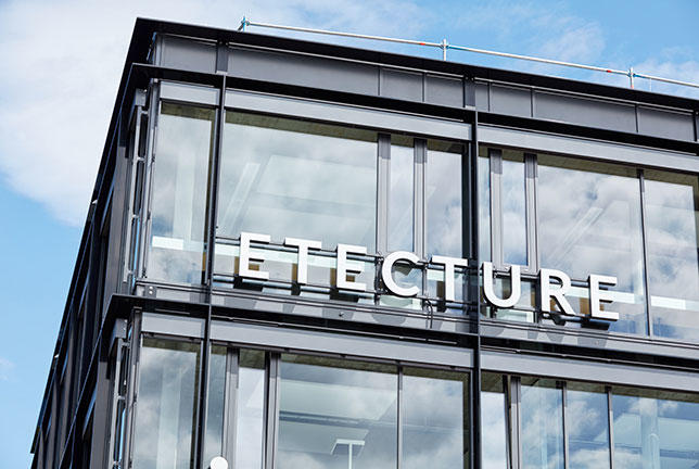 ETECTURE Office Karlsruhe
